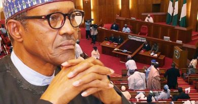 Senate to proceed on two-month recess, gives Buhari deadline to submit ministerial list